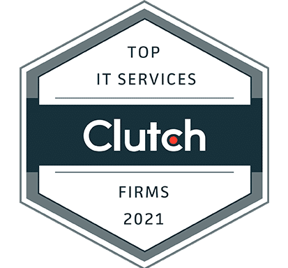 Clutch Top IT Services Firms 2021