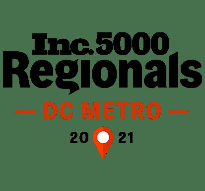 Inc 5000 Regionals DC Metro 2021