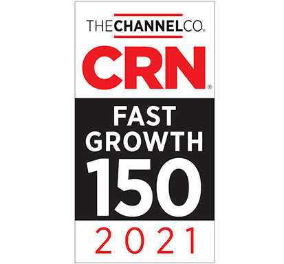 The Channel CO CRN Fastest Growth 150 2021