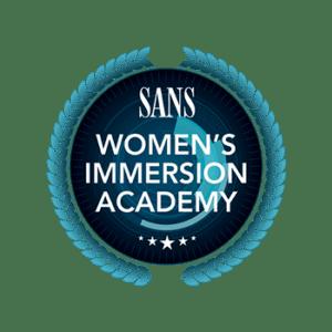 SANS Women's Immersion Academy