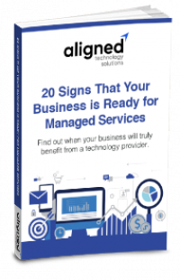 20 Signs Your Business is Ready for Managed IT Services